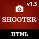 Shooter HTML5 Responsive Photography and Photo Contest Template - ThemeForest Item for Sale