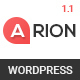 Arion - Responsive Multi-purpose WordPress Theme - ThemeForest Item for Sale