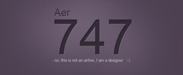 Logo747