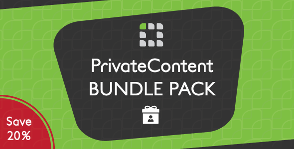 PrivateContent - WordPress Bundle Pack - CodeCanyon Item for Sale