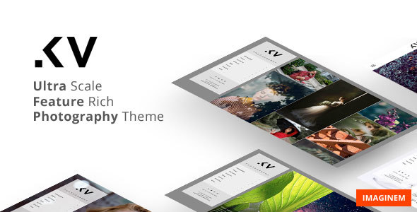 Kreativa | Photography Theme for WordPress - Photography Creative