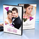 Wedding DVD Cover Template 22