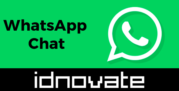 WhatsApp Chat for WordPress / WooCommerce - CodeCanyon Item for Sale
