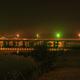 Night view of road bridge over Orange River at Upington - PhotoDune Item for Sale