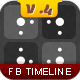 Facebook Timeline Cover - Love - V.4 - GraphicRiver Item for Sale