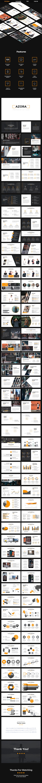Azora - Google Slides - Google Slides Presentation Templates