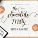 Chocolate Milky - Font Duo - GraphicRiver Item for Sale