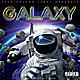 Galaxy Space CD Cover Template - GraphicRiver Item for Sale