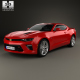 Chevrolet Camaro SS coupe 2016