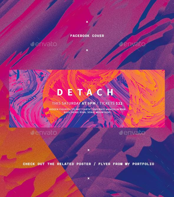 Detach Facebook Cover - Facebook Timeline Covers Social Media