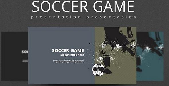 Soccer |  Responsive HTML Template