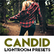 Candid Lightroom Presets - GraphicRiver Item for Sale