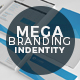 Branding Mega Identity Bundle - GraphicRiver Item for Sale