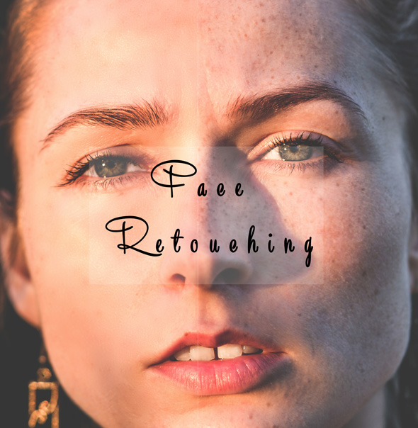 Flawless Skin Retouching Action - Photo Effects Actions