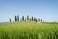 Farmhouse with cypress trees in Tuscany - PhotoDune Item for Sale