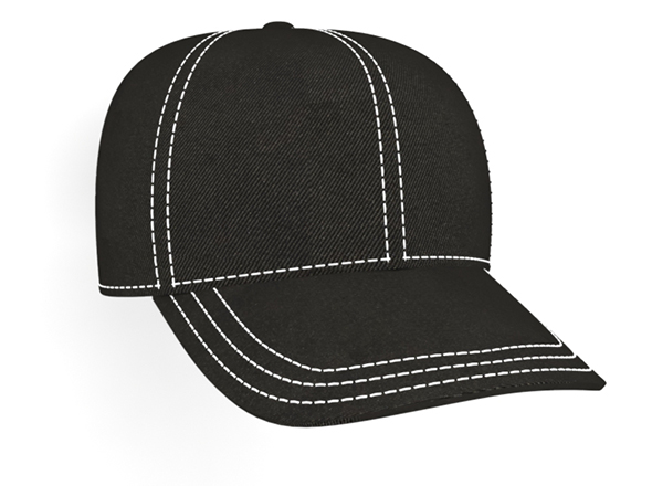black baseball cap - 3DOcean Item for Sale