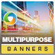 Multipurpose Banners Nulled