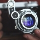 Vintage Photo Camera in the Hands of - VideoHive Item for Sale