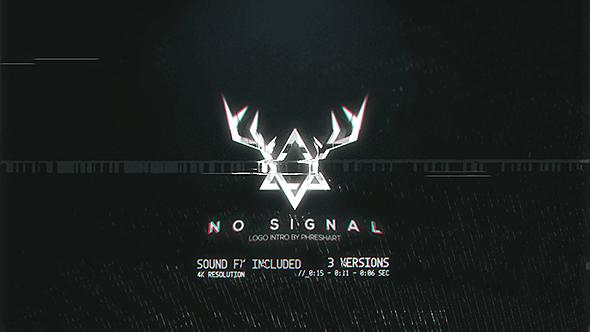 No Signal - Logo Intro