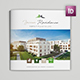 Real Estate Trifold Square Brochure