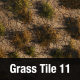Grass Tile Texture 11 - 3DOcean Item for Sale