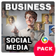Business Social Media Cover Templates