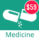 Medicine - Pharmacy Responsive Prestashop 1.7 Theme - ThemeForest Item for Sale
