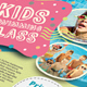 Kids Swimming Class - GraphicRiver Item for Sale