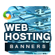 Web Hosting Banners - GraphicRiver Item for Sale