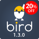 BIRD (Pro) - Multipurpose Responsive Admin Dashboard HTML5 web app kit with Bootstrap 3 Nulled