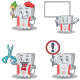 Set of Computer Characters - GraphicRiver Item for Sale