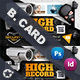 Security System Business Card Templates - GraphicRiver Item for Sale