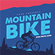 Mountain Bike Event Flyer - GraphicRiver Item for Sale