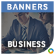 Business HTML5 Banners - 7 Sizes - Elite-CC-117