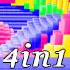 Cube Wave - Vj Loop Pack (4in1)