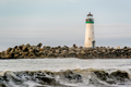 Santa Cruz Breakwater Light (Walton Lighthouse) - PhotoDune Item for Sale