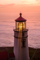 Heceta Head Lighthouse at sunset, built in 1892 - PhotoDune Item for Sale