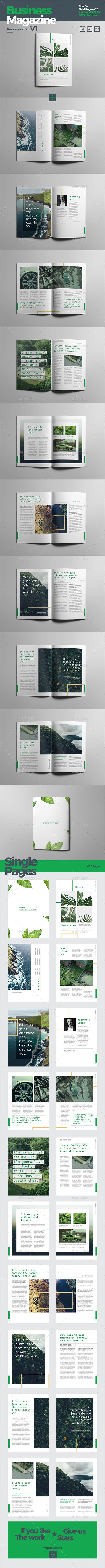 GraphicRiver Magazine 20356533