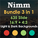 Nimm Bundle Business PowerPoint Template