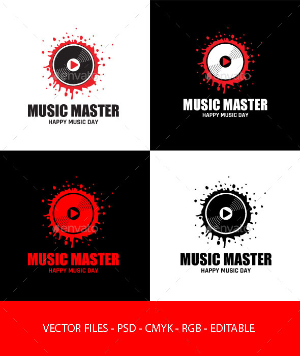 GraphicRiver Professional Entertainment & The Arts Logo 20335157