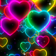 Heart Colorful Neon - VideoHive Item for Sale