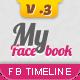 Facebook Timeline Cover V.3 - GraphicRiver Item for Sale
