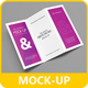 Z-Trifold Brochure Mock-Ups - GraphicRiver Item for Sale