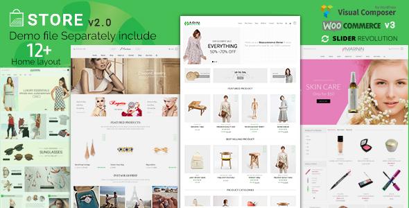 Store - WooCommerce Theme