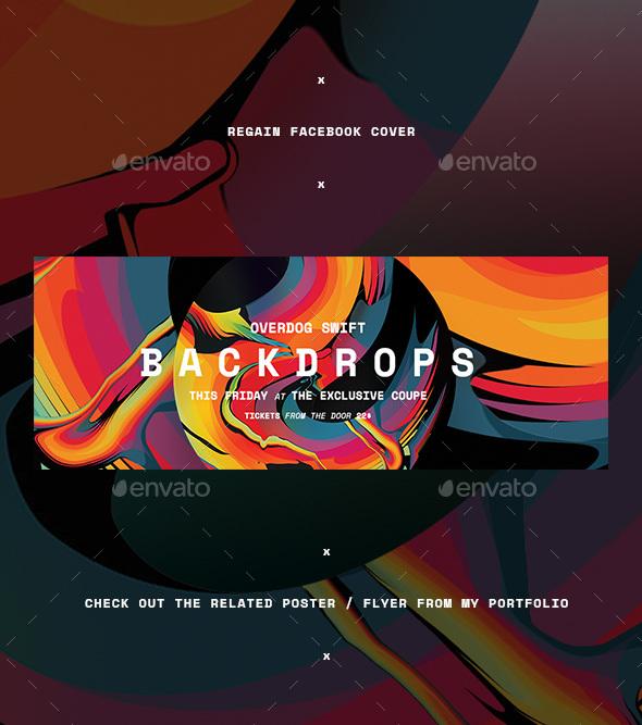 Backdrops Facebook Cover - Facebook Timeline Covers Social Media