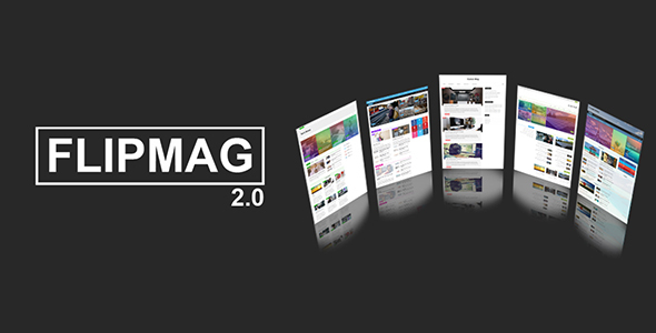 Flip Mag - Responsive WordPress News Theme