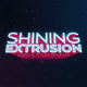 Shining Extrusions - Logo & Titles Reveals - VideoHive Item for Sale