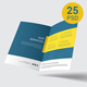 A5 / A4 Bifold Brochure Mockup - GraphicRiver Item for Sale