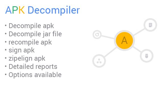 CodeCanyon APK Decompiler v2.8 [C#] Source Code 20331754
