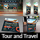 Tour and Travel Advertising Bundle Vol.3 - GraphicRiver Item for Sale